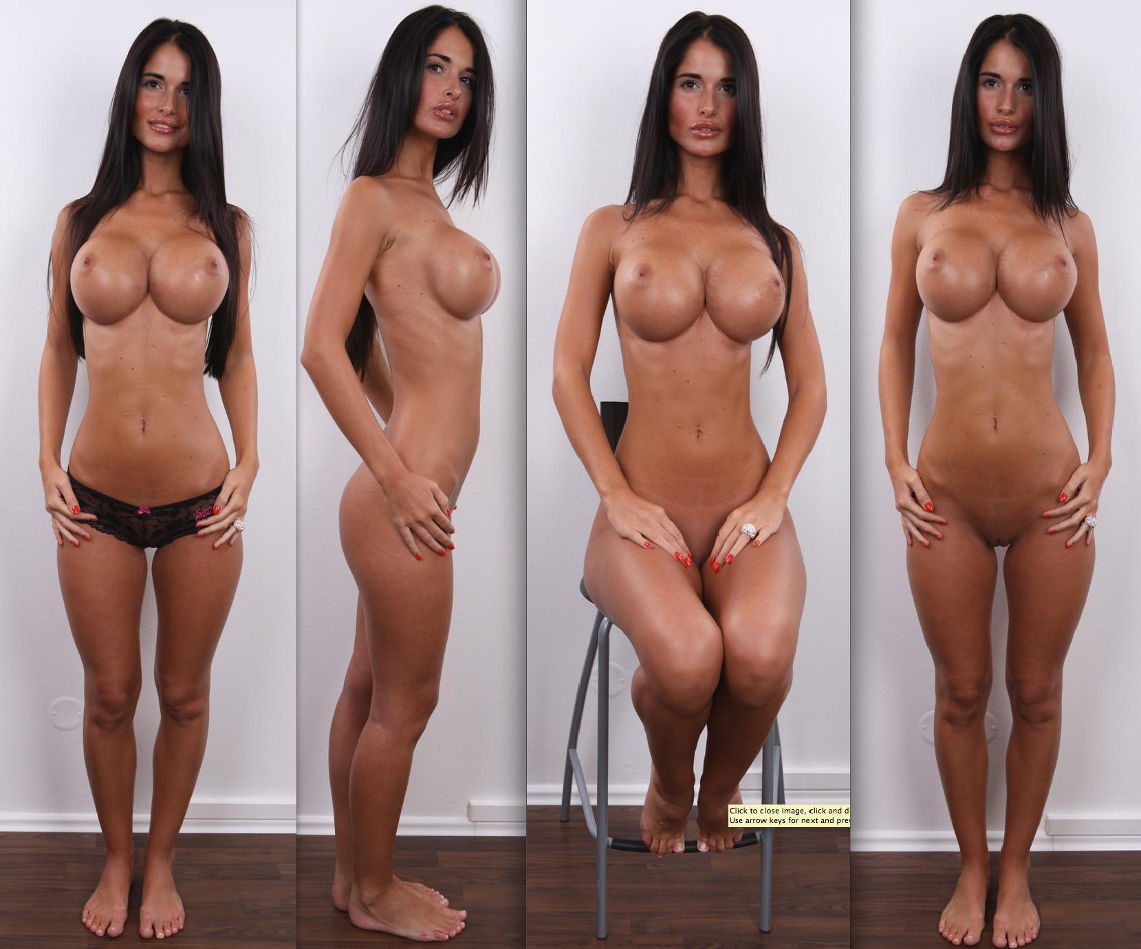 Huge perfect black tits-5689